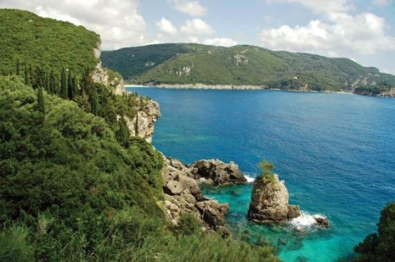 Пейзажи Кипра разнообразны