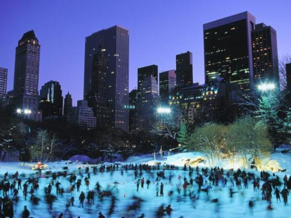 Отдых в Нью-Йорке зимой