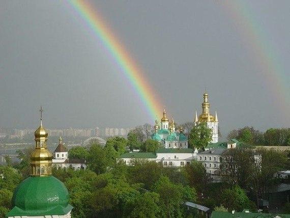 В Киеве посетите Киево-Печерскую Лавру