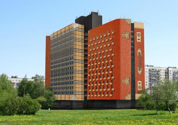Бизнес-отель Карелия в Санкт-Петербурге