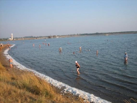 Саки - один из лучших курортов Крыма