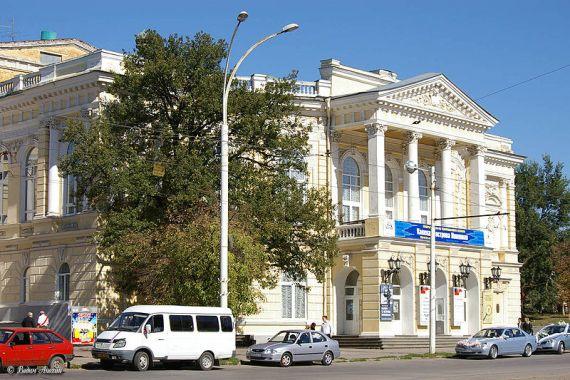 Нахичевань-на-Дону - район Ростова-на-Дону