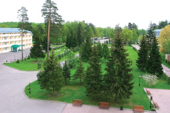 Атлас Парк-Отель в Подмосковье