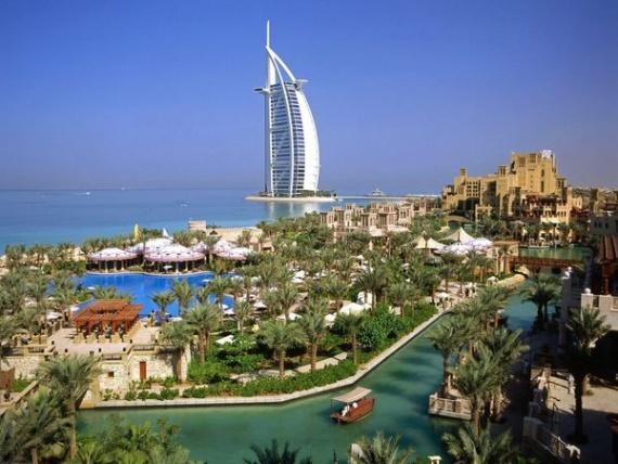 Дубай – самый колоритный город на Ближнем Востоке