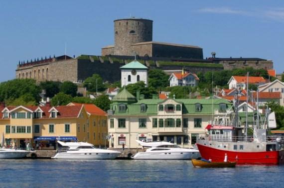 Марстранд, Швеция