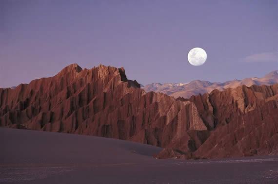 Лунная Долина в Аргентине