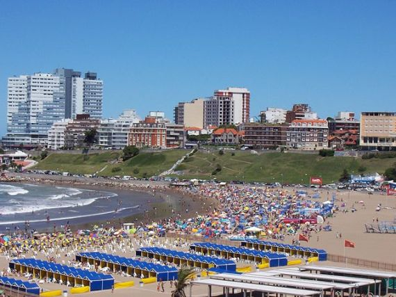 Мар-дель-Плата - курорт в Аргентине