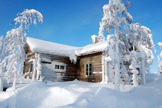 Отдых зимой - спасение от стреса
