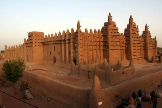 Что стоит посмотреть в Мали: город Тимбукту