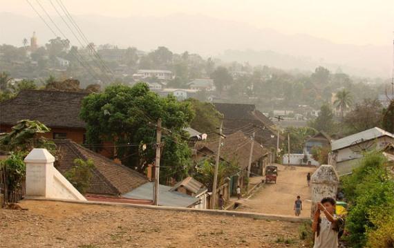 Бирма: страна множества достопримечательностей