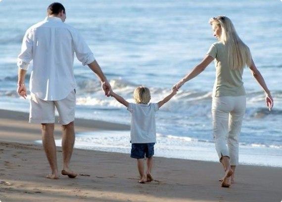 В отпуск с ребенком: полезные советы