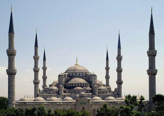 Мечеть Султан Ахмед в Стамбуле