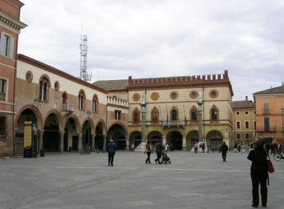 Пьяцца ди Сан-Франческо, Равенна
