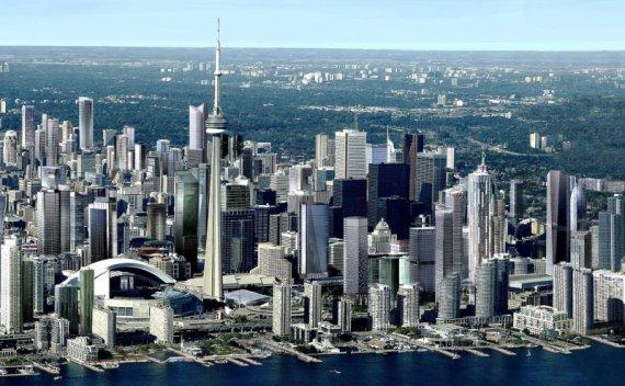 Торонто - один из самых дорогих городов для бизнес-туризма