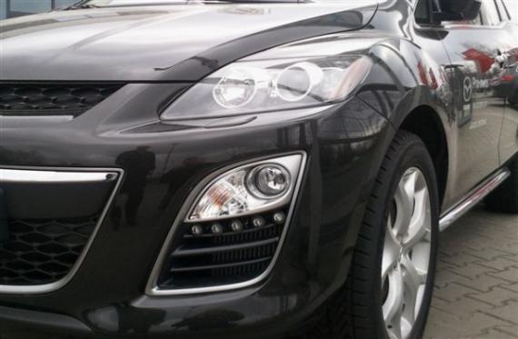Автомобильная безопасность: ходовые огни