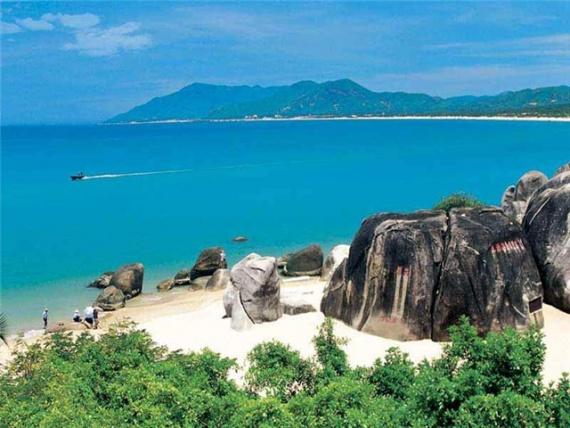 Курортный остров Хайнань