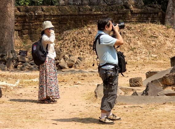 Фотоаппарат для туриста