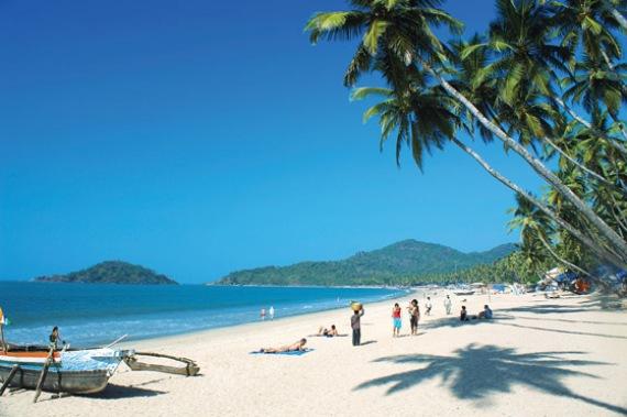 Индия: популярные курорты Гоа