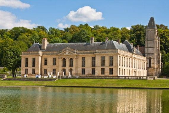 Отель Ch?teau de M?ry во Франции - отдых на природе
