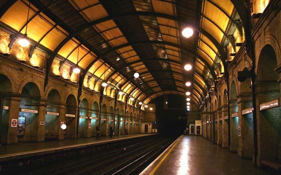 Метро в Лондоне - одно из лучших в мире