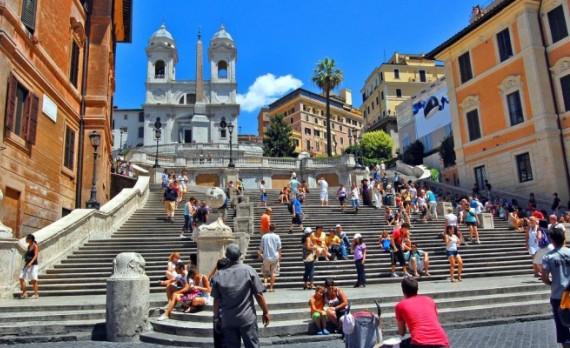 Год российского туризма в Италии