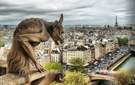 Париж: романтика и сырная тарелка
