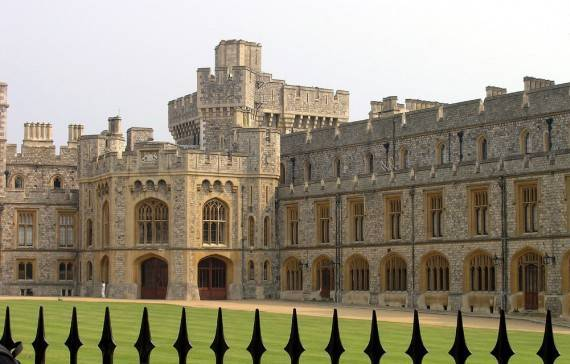 Видеоэкскурсия по Виндзорскому замку