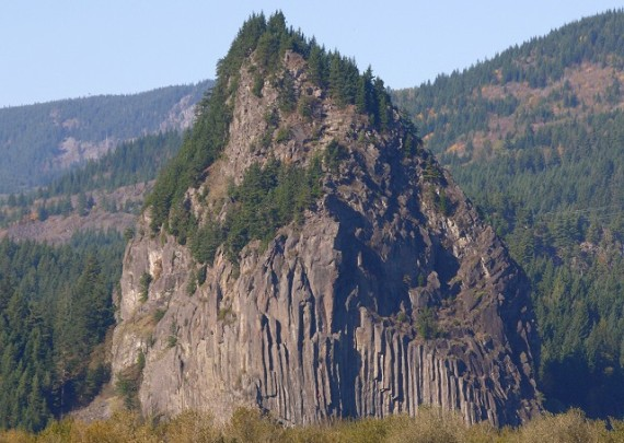 Beacon Rock, Египет