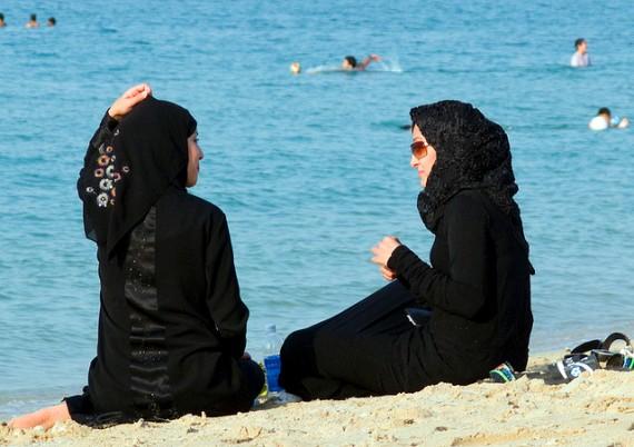 Советы женщинам, отдыхающих в мусульманских странах Алжире, Марокко или Тунисе