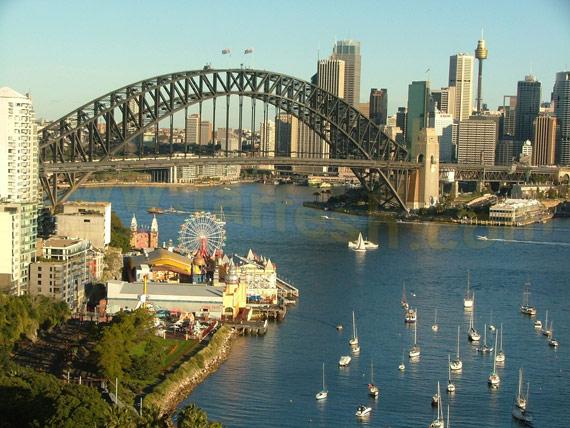 Чем заняться в Сиднее