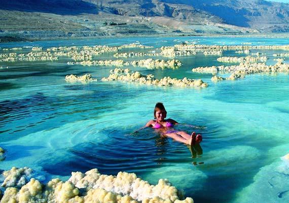 Мертвое море - лучший отдых для диабетика