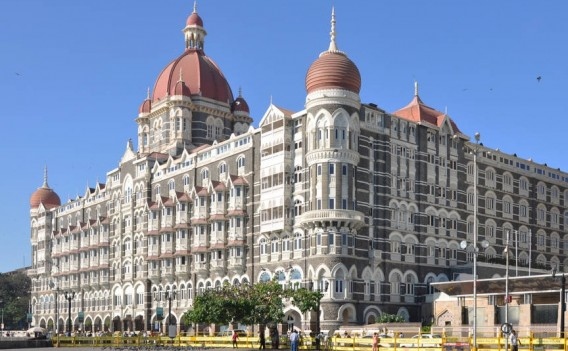 The Taj Mahal Palace, Мумбай, Индия