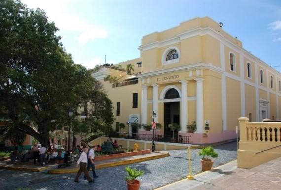Hotel El Convento, Cан-Хуан, Пуэрто-Рико