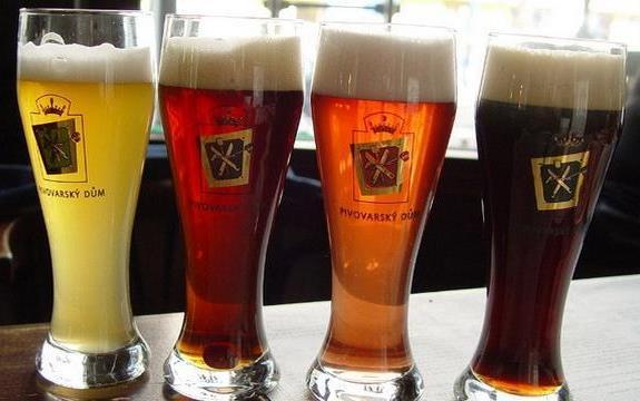 Виды пива в Чехии