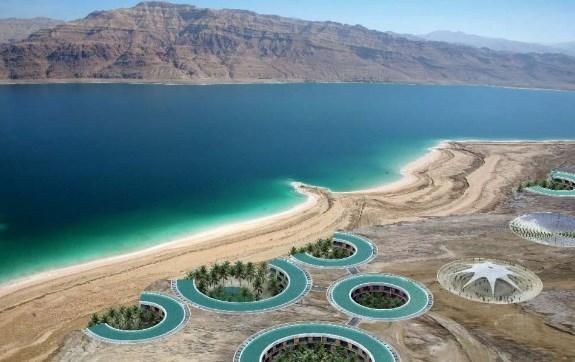 Мертвое море – это настоящее чудо природы