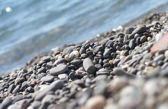Пляжи - галечные