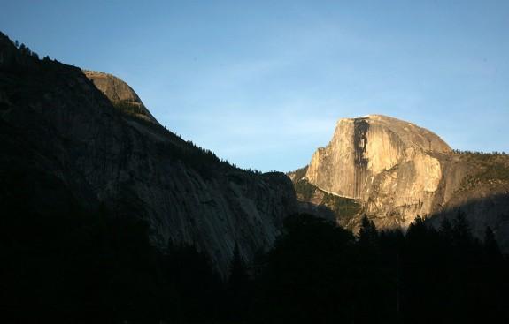 Хаф-Доум, Йосемитский национальный парк