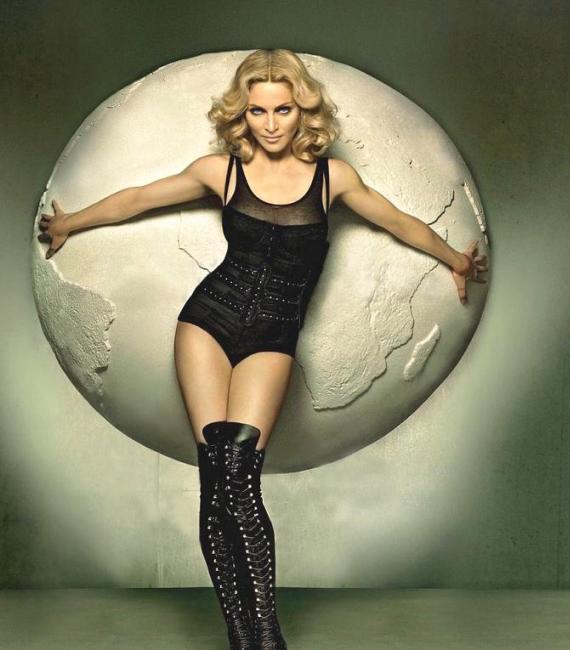 Концерт Мадонны в Португалии будет 24 июня