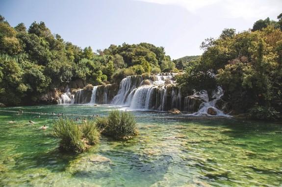 Крка, Хорватия