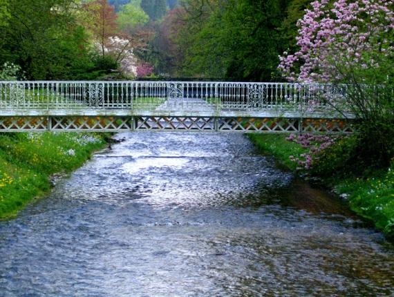 Баден-Баден, термальные воды