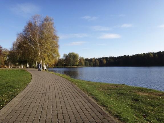 Путешествие в Литву: Друскининкай