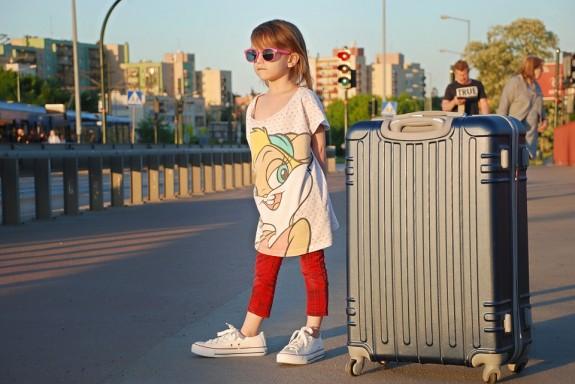 Детский туризм без родителей