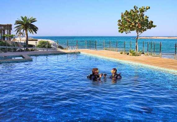 В Абу-Даби развивают водные виды спорта
