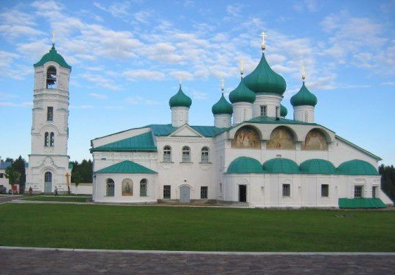 Свято-Троицкий Александра Свирского