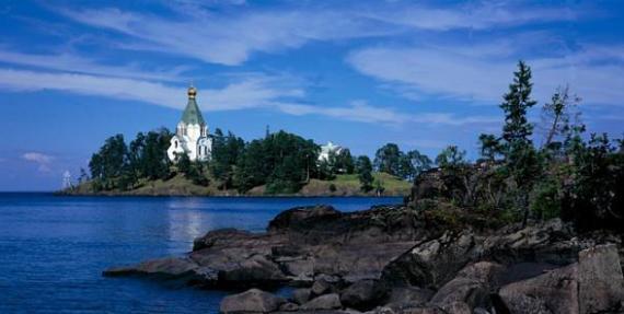 Карельская жемчужина – остров Валаам