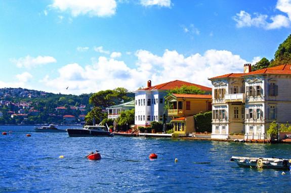 Лето - время для Стамбула