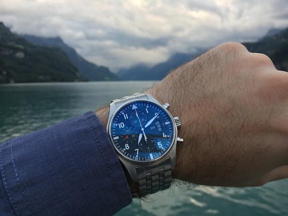 В Швейцарию - за часами