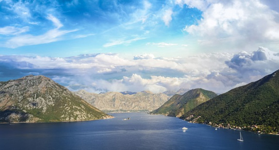 Черногория похожа на Швейцарию