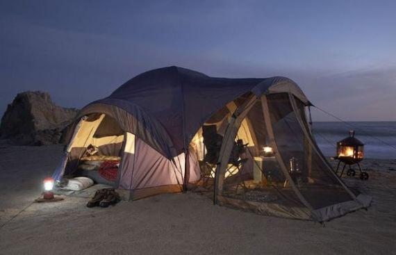 Форма палатки - важный фактор при покупке