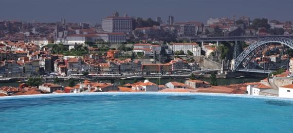 Португалия: винный отель The Yeatman